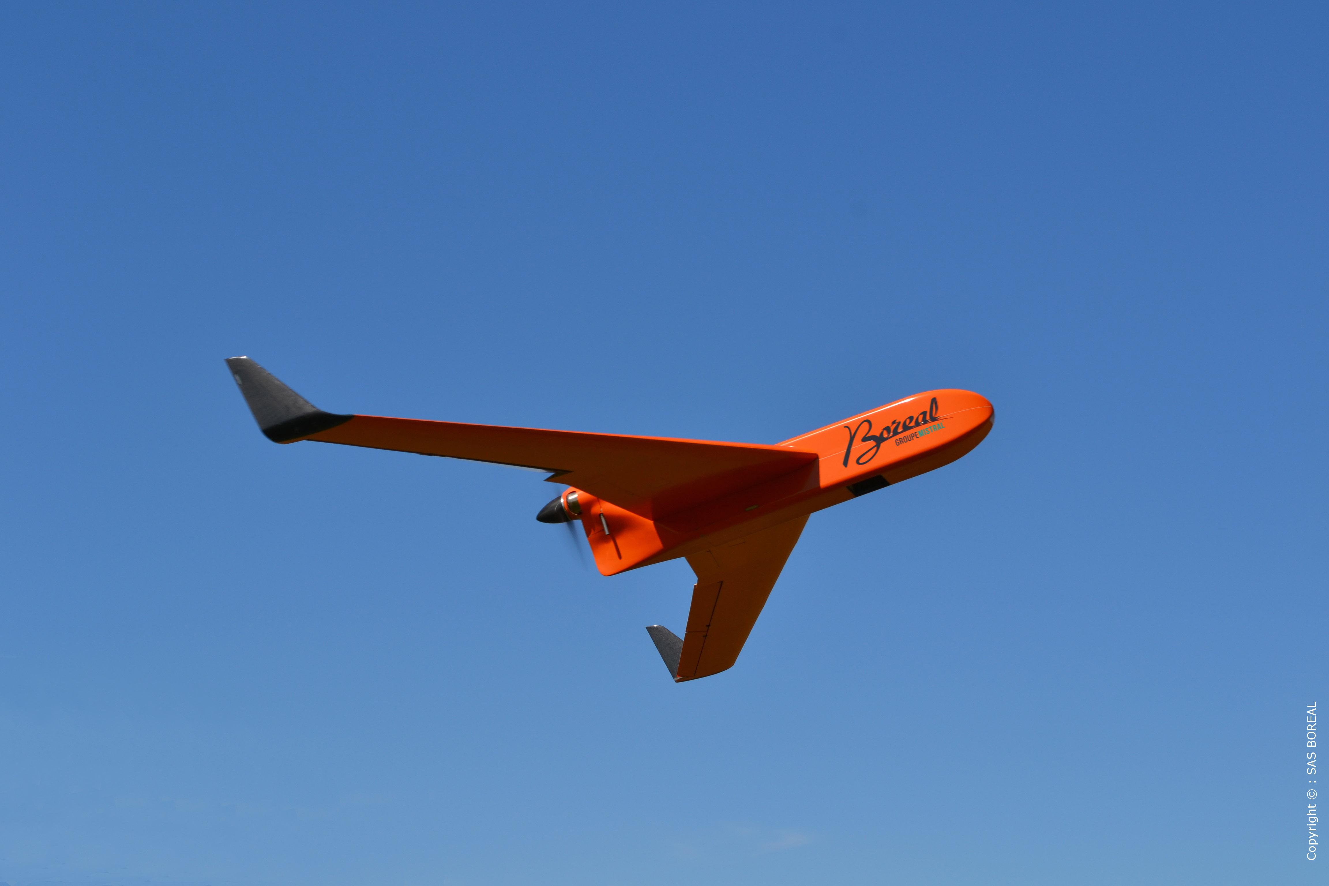 Droner er bare noen av de mange typene farkoster som er avhengige avsatellittnavigasjonssystemer som Galileo. Foto: GSA