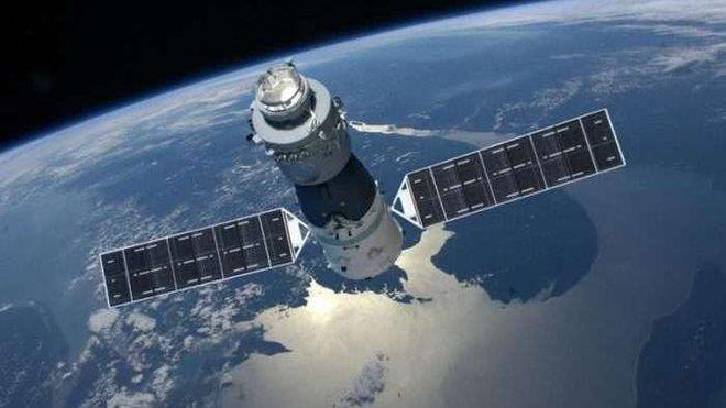 Den kinesiske romstasjonen Tiangong-1 styrter i begynnelsen av april 2018.