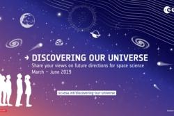 Si hva du synes ESAs romforskning bør fokusere på i fremtiden. Grafikk: ESA