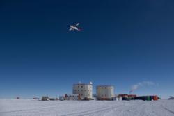 Den europeiske forskningsbasen Concordia i Antarktis. Her foregår blant annet forsøk som sammenliknes med forsøk gjort på romstasjonen. Foto: ESA/IPEV/PNRA–E. Macdonald-Nethercott