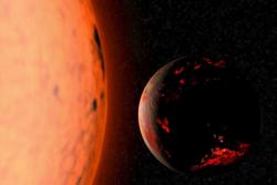 Om 1 milliard år vil sola bli varmere og varmere og alt liv på jorda dø ut. Om 5 til 7 milliarder år vil sola bli en rød kjempe og sluke alle de innerste planetene. Illustrasjon: Wikimedia Commons