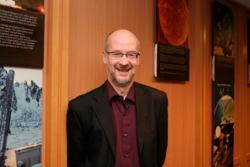 Terje Wahl, avdelingsdirektør for forskning og jordobservasjon ved Norsk Romsenter. Foto: Norsk Romsenter