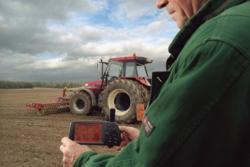 Navigasjonsystemet Galileo har mange ulike applikasjonsområder, her innen jordbruk. Foto: ESA/P. Sebirot