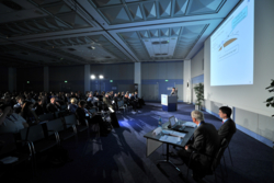 Den 6. europeiske konferansen om romsøppel ble holdt i april 2013 i Darmstadt i Tyskland. Foto: ESA/J. Mai