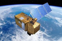 Den europeiske jordobservasjonssatellitten Sentinel 2. Illustrasjon: ESA
