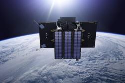 Den europeiske satellitten Proba-2 forsker på sola og dens korona. Grafikk: ESA/P. Carril