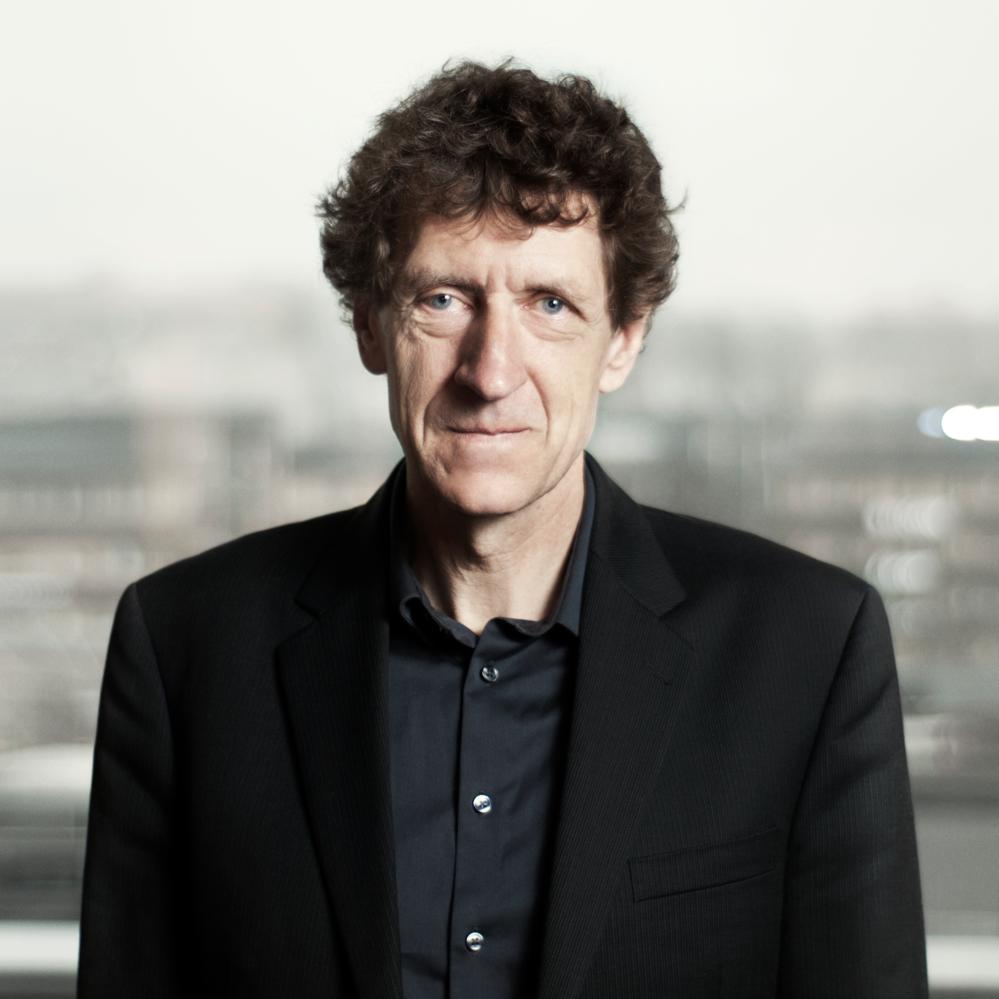 Bo Andersen, administrerende direktør ved Norsk Romsenter. Foto: Norsk Romsenter