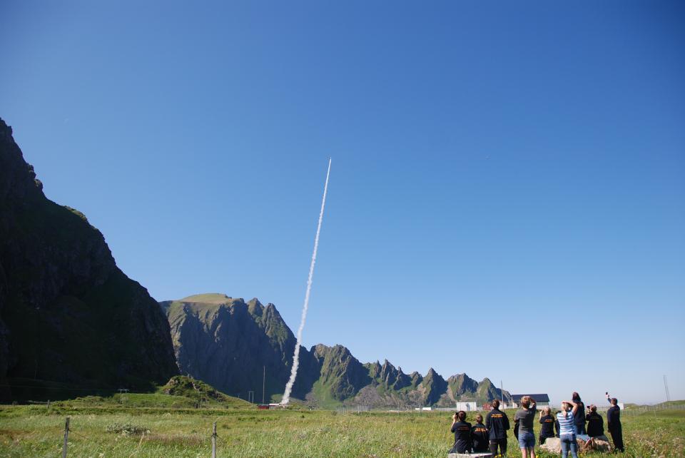 European Space Camp Andøya / Stipend og studier / Vi ...