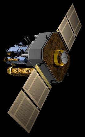 Solsatellitten SOHO