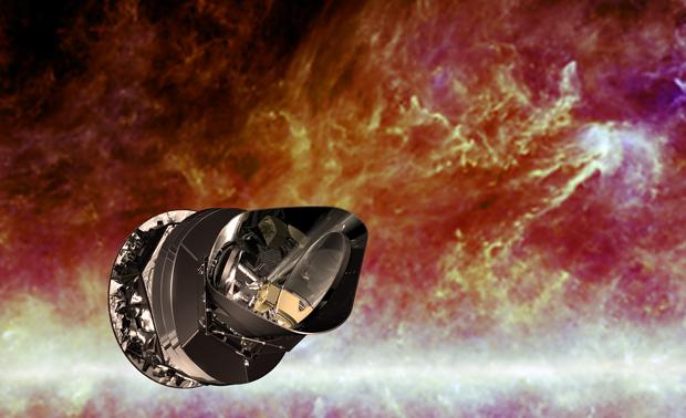 Romteleskopet Planck